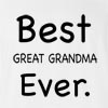 Best Great Grandma Ever T-shirt