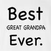Best Great Grandpa Ever T-shirt