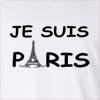 Jesuis Paris Long Sleeves T-shirt