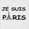 Jesuis Paris Hooded Sweatshirt