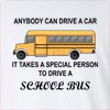 Anybody Can Drive A Car Long Sleeve T-shirt