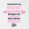 My Husband Is My T-shirt