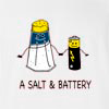 A Salt And Battery T-shirt