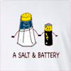 A Salt And Battery Long Sleeve T-shirt