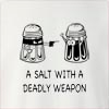 A Salt With A Deadly Weapon Crew Neck Sweatshirt