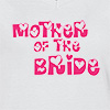 Ladies V Neck T-shirt Mother Of The Bride 02 T-shirt