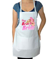 Beach Bride Wedding Apron