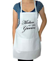 Mother of the Groom Wedding Apron