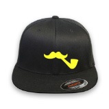 SMOKING PIPE Logo Flex-Fit Style Hat