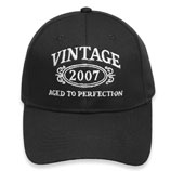 10th Anniversary  Vintage 2007 Hat