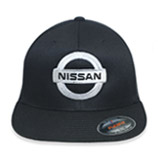 Nissan Logo Flex-Fit Style Embroidery