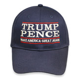 Trump Pence Hat Embroidery Make America Great Again 100% Cotton Adult Cap