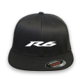YAMAHA R6 Motorcycle Logo Flex-Fit Style Hat
