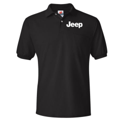 JEEP WRANGLER POLO WITH POCKET T-Shirt