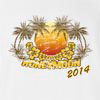 Honeymoon Sunset 2014 T Shirt