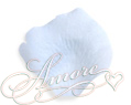 Blue Sky Silk Rose Petals Wedding Bulk 10000