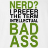 Intellectual Badass Funny T Shirt
