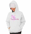 The Bride Wedding Hooded Sweatshirt