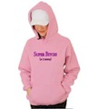 Super Bitch In Training Hooded Sweatshirt