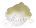 Sage and White Silk Rose Petals Wedding Bulk 10000