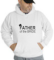 Father Of The Bride Hooded Sweatshirt