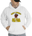 Save A Turkey Eat Pizza This Year Hooded Sweatshirt