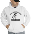 Pluck Me? Pluck You Hooded Sweatshirt