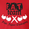 F.A.T. Team Fowls Against Thanksgiving T-Shirt