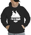 I'm A Thigh Man Hooded Sweatshirt