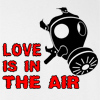 Love Is In The Air T-shirt Funny Valentine's Day Tee