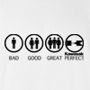 Bad Good Great Perfect Life - Kawasaki T-shirt