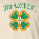 Irish Sweetheart St. Patrick's Day Long Sleeve T-Shirt