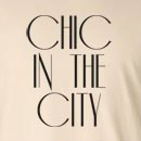 Chic In The City  Long Sleeve T-Shirt