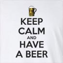 Keep Calm and Have A Beer Long Sleeve T-Shirt