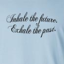 Inhale The Future Exhale Long Sleeve T-Shirt  Long Sleeve T-Shirt