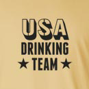 USA Drinking Team  Long Sleeve T-Shirt