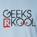Geeks R Kool  Long Sleeve T-Shirt