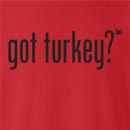 Got Turkey?  Crew Neck Sweatshirt