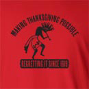 Making Thanksgiving Possible Long Sleeve T-Shirt