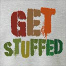 Get Stuffed Crew Neck Sweatshirt