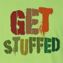 Get Stuffed Long Sleeve T-Shirt