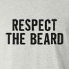 Respect The Beard Long Sleeve T-Shirt