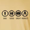 Bad Good Great Perfect Life - Acura Long Sleeve T-Shirt