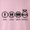 Bad Good Great Perfect Life - KIA  Crew Neck Sweatshirt