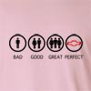Bad Good Great Perfect Life - Chevrolet Long Sleeve T-Shirt