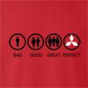 Bad Good Great Perfect Life - Mitsubishi  Crew Neck Sweatshirt