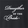 Daughter of the Bride Crew Neck Sweatshirt