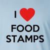 I love Foodstamps Long Sleeve T-Shirt