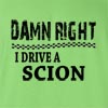 Damn Right I Drive A Smart Funny T Shirt