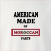 American made of morocco parts Crew Neck Sweatshirt